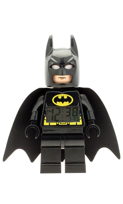 Reloj Despertador De Lego Batman Dc Comics Maryangie